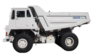 ダンプトラック,HD285TN-5