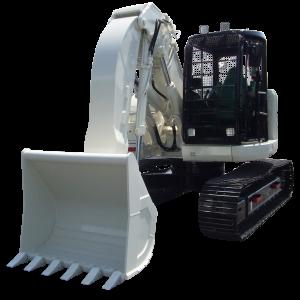 油圧ショベル,PC128LS-1T